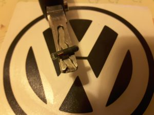 VW T5 remote and chip