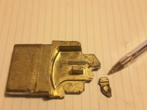 Locksmith lock repair