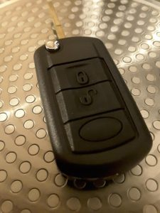 Replacement car keys for Land Rover / Range Rover