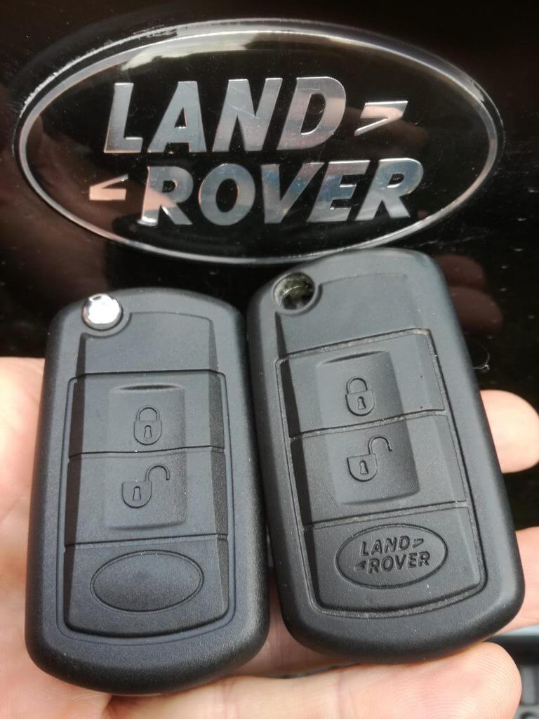 Range Rover remote