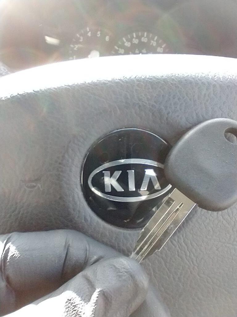 Kia Sorento replacement key
