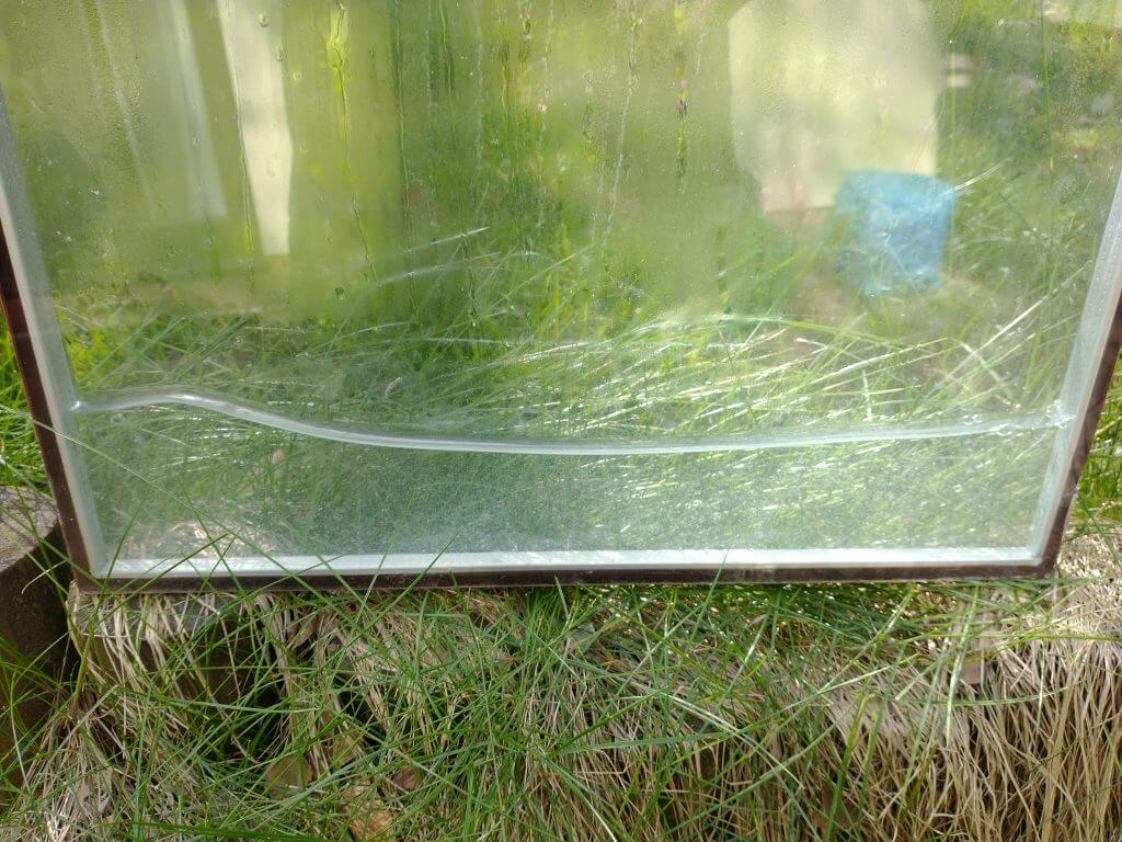 Double glazing replacement